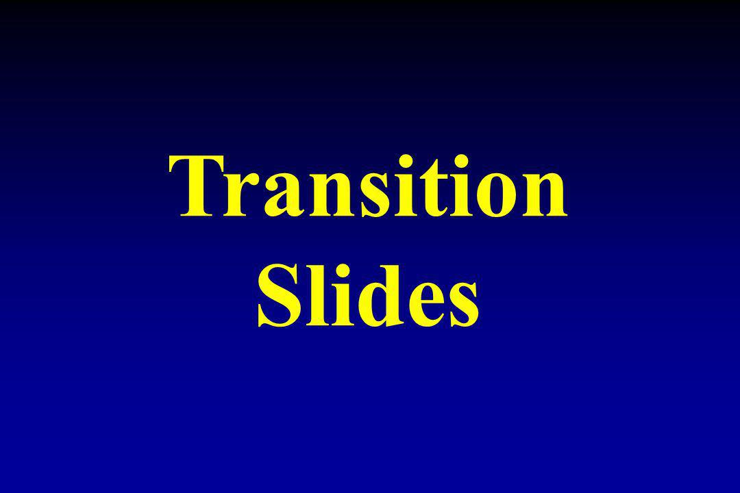 Transition Slides