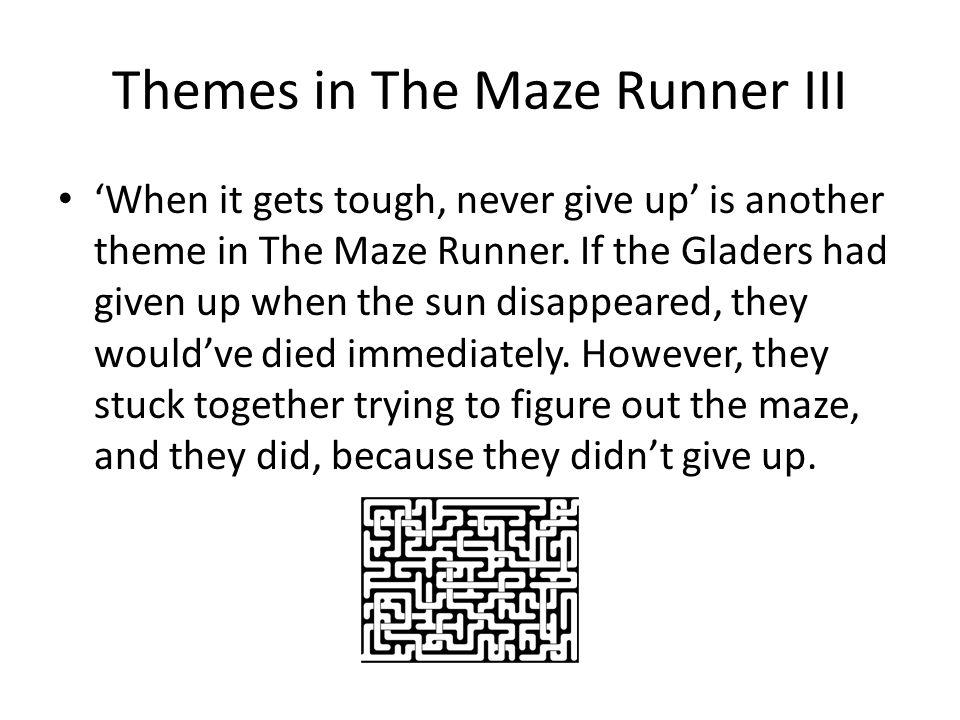The Maze Runner By James Dashner Ppt Video Online Download