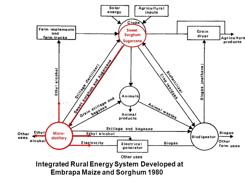 Integrated Rural Energy System Developed at
