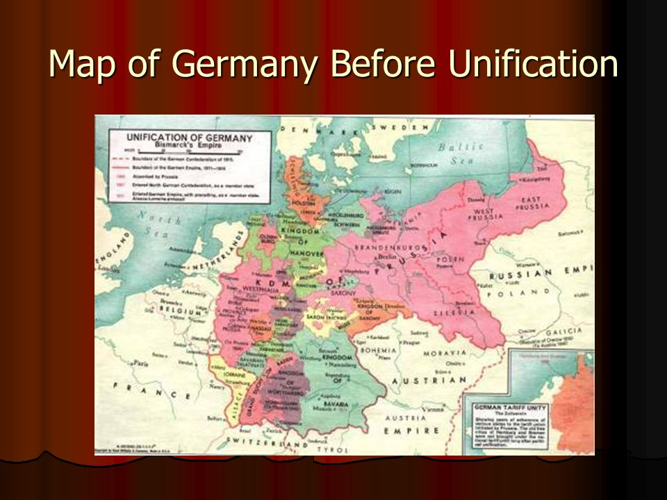 Map Of Germany Pre Unification.Catholic Missionaries From Spain France Converted Indians Ppt
