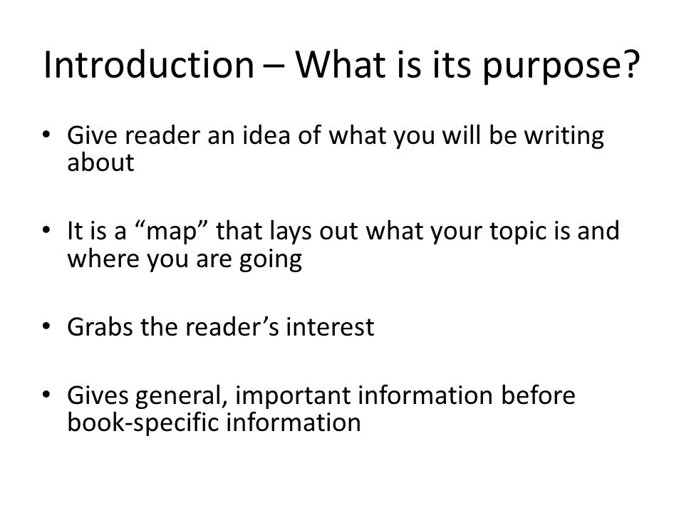paragraph essay   ppt video online download introduction  what is its purpose