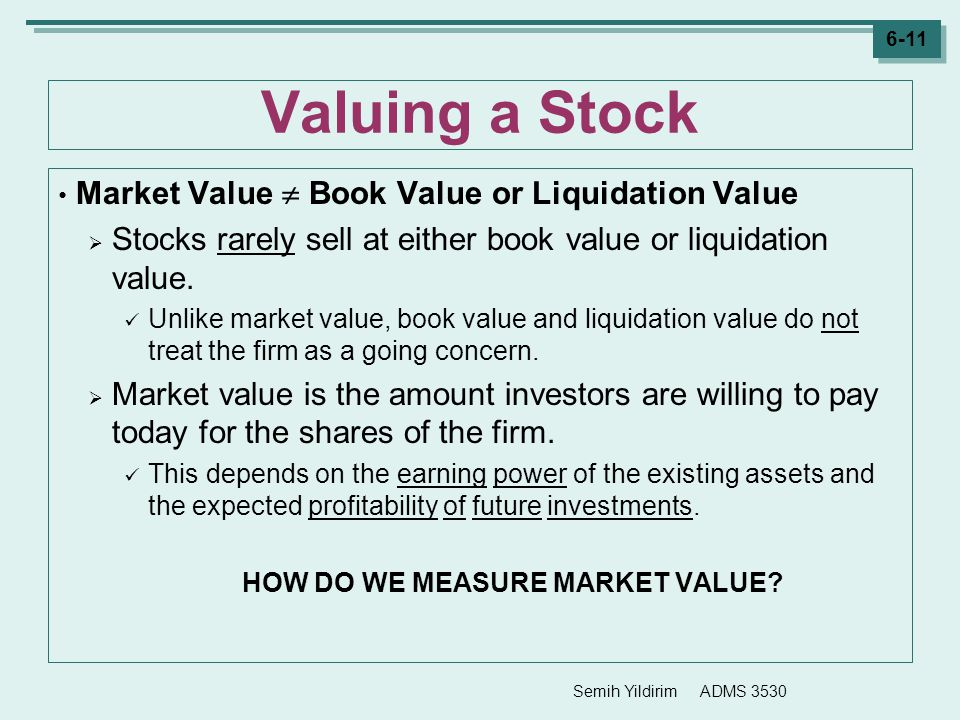 Liquidating stocks definition investor
