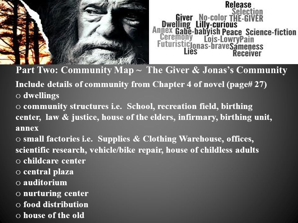 laws in the giver
