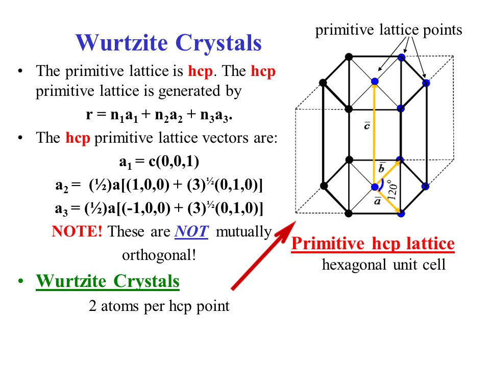 3-Dimensional Crystal Structure - ppt video online download