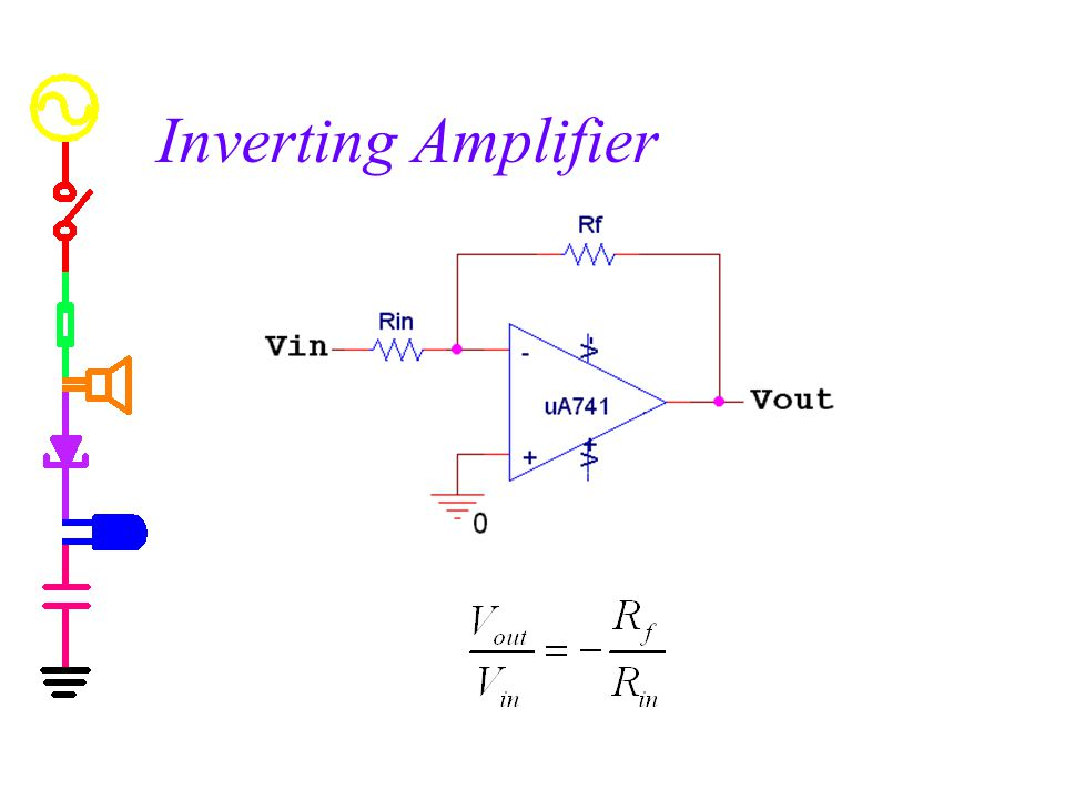 Experiment 8 * Op Amp Circuits Review * Voltage Followers