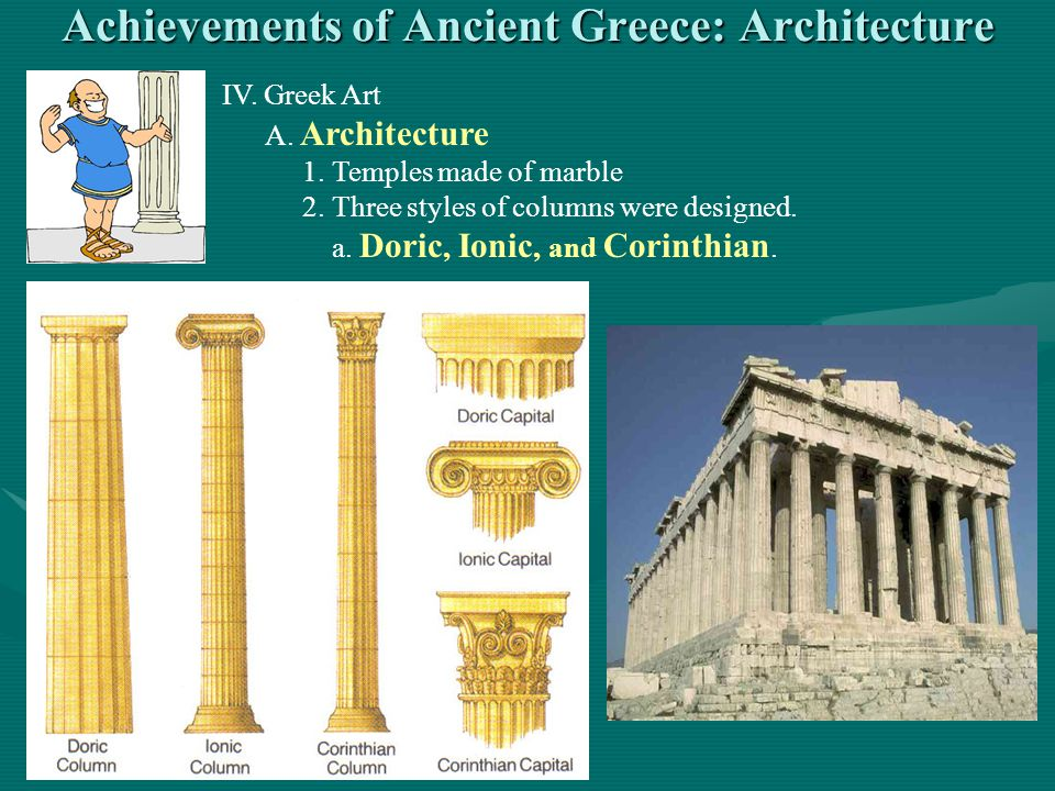 ancient greece achievements