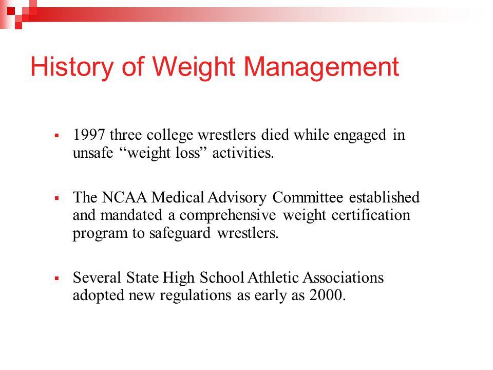 Nwca Wrestling Weight Management Optimal Performance Calculator