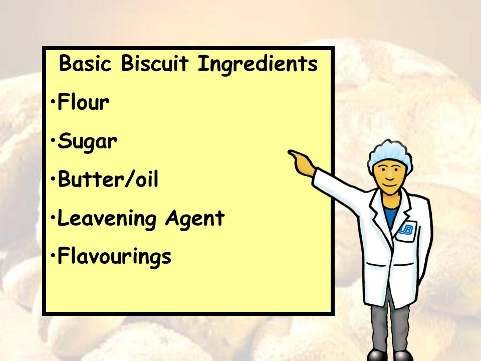 Basic Biscuit Ingredients
