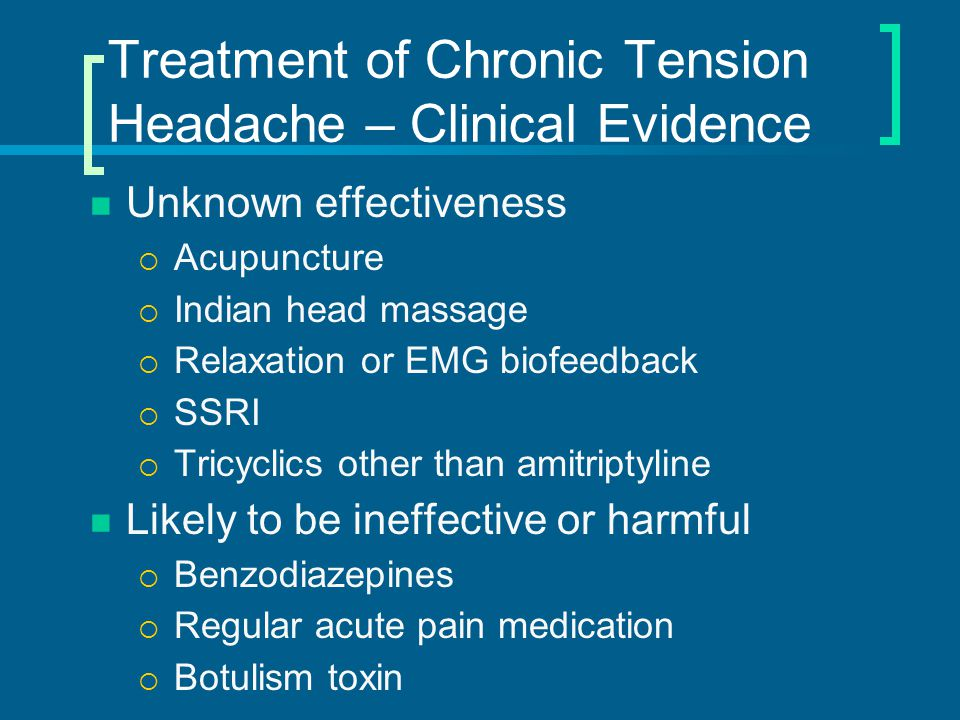 Migraine Headache – Update on Diagnosis & Treatment - ppt