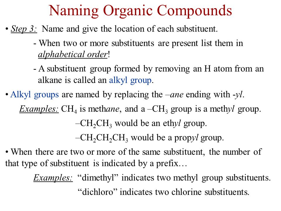 General Characteristics Of Organic Compounds Ppt Video Online Download