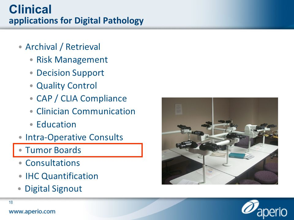 Digital Pathology for Improved Patient Care - ppt video