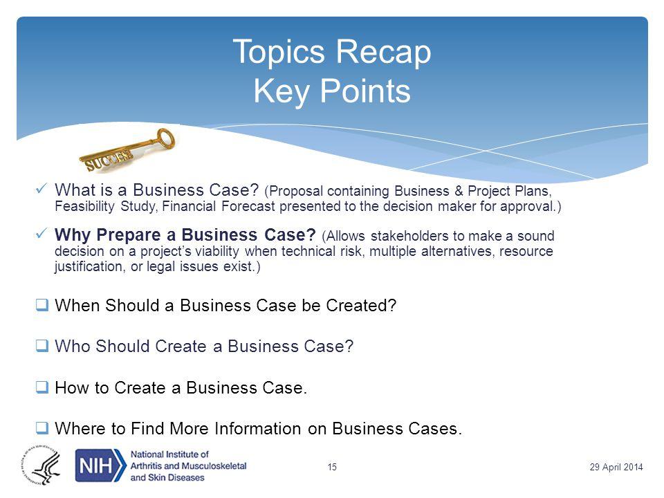 business feasibility study topics