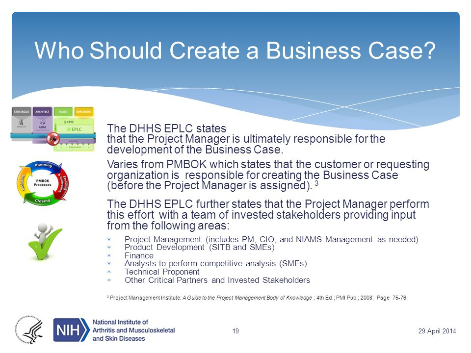 Strategies and considerations for building a business case ppt who should create a business case wajeb Image collections
