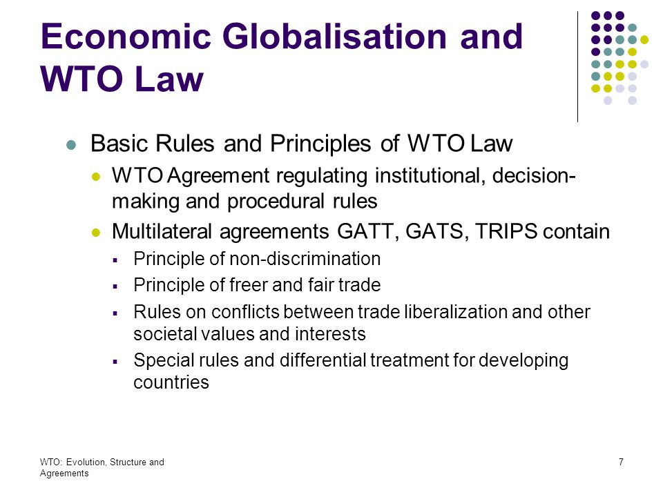 an analysis of the wto communication On the surface, the official us demands of the wto are relatively straightforward, according to a new analysis by terence stewart, a managing partner of stewart and stewart.