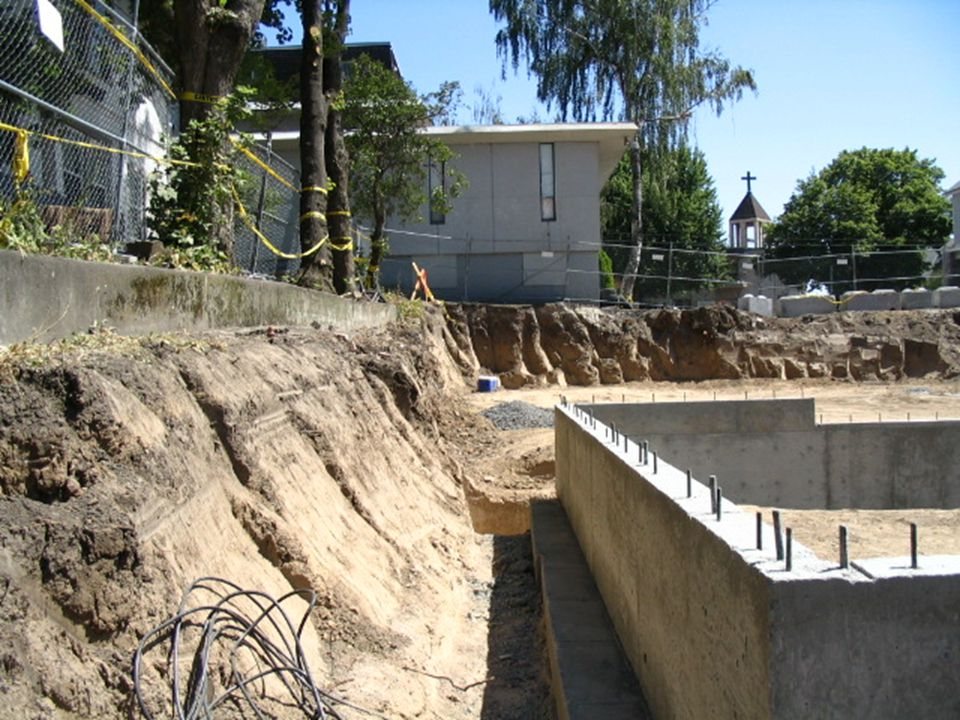 Foundations Excavations Ppt Video Online Download