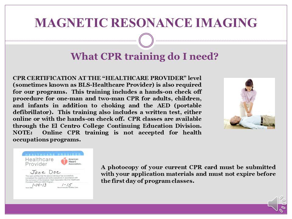 Magnetic Resonance Imaging Information Session Ppt Download