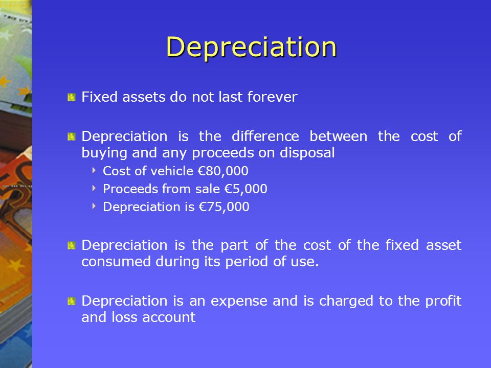 depreciation on fixed assets We recently had a client contact our support team with a great question on depreciation of fixed assets in microsoft dynamics gp customer scenario & question on depreciation.