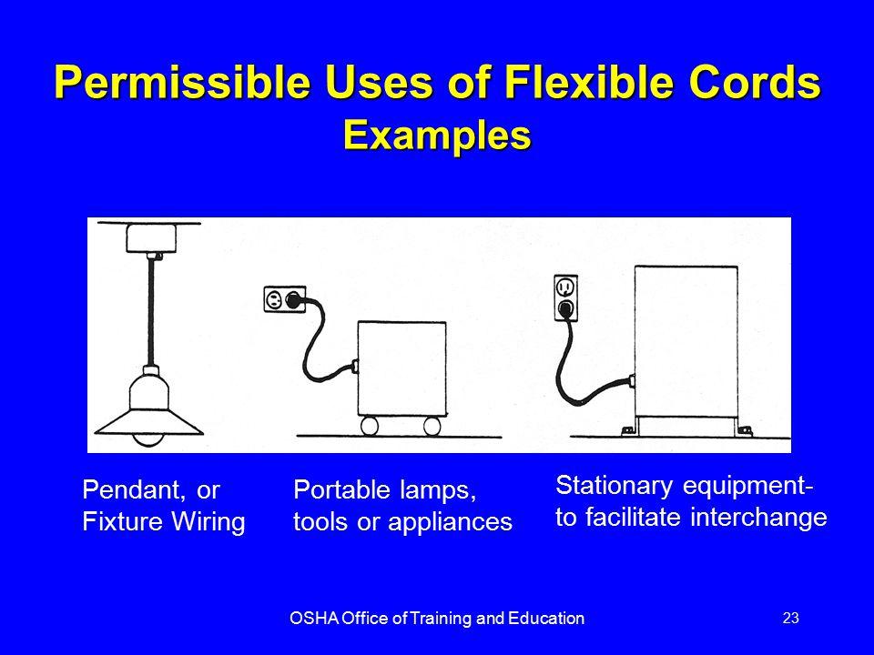 Osha Fixed Wiring - Free Car Wiring Diagrams •