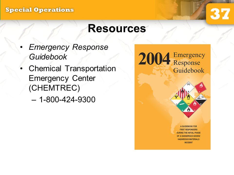 emergency response guidebook online
