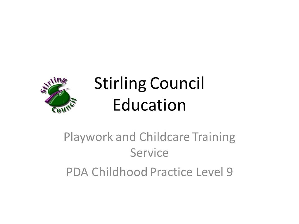 Stirling Council Education
