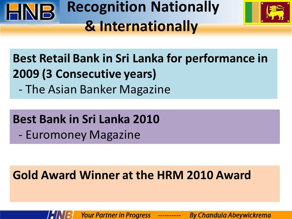 HNB's LEAD ROLE IN SMALL HOLDER AGRI FINANCE IN SRI LANKA