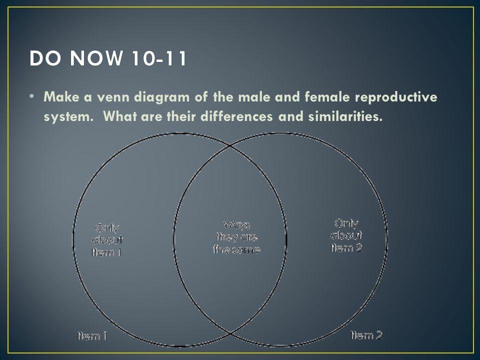 Male Female Venn Diagram - Residential Electrical Symbols •