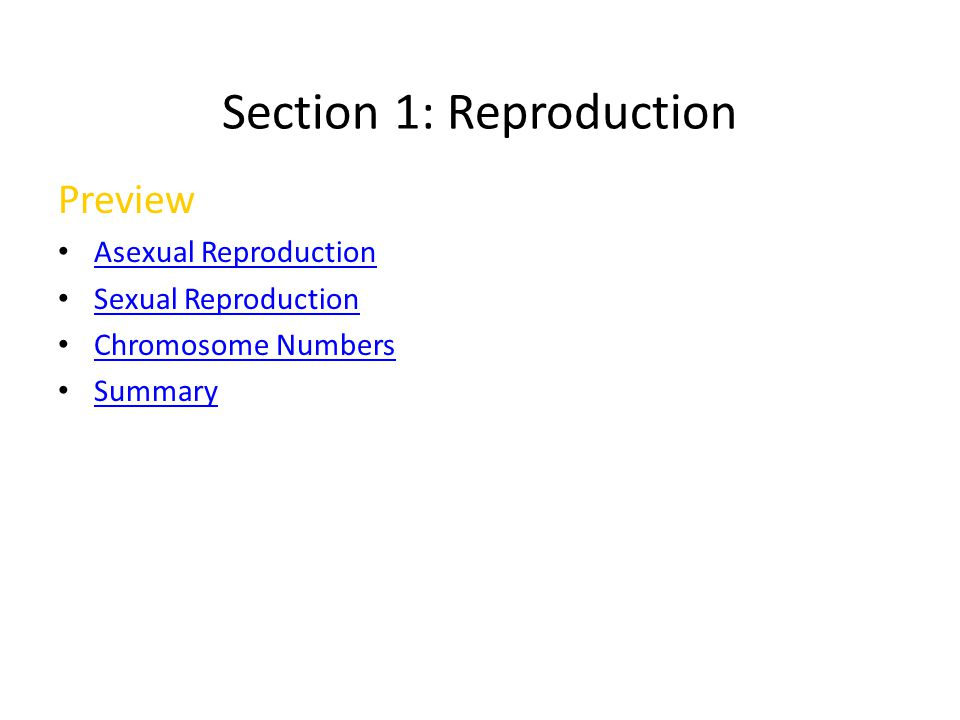 Like begets like asexual reproduction worksheets