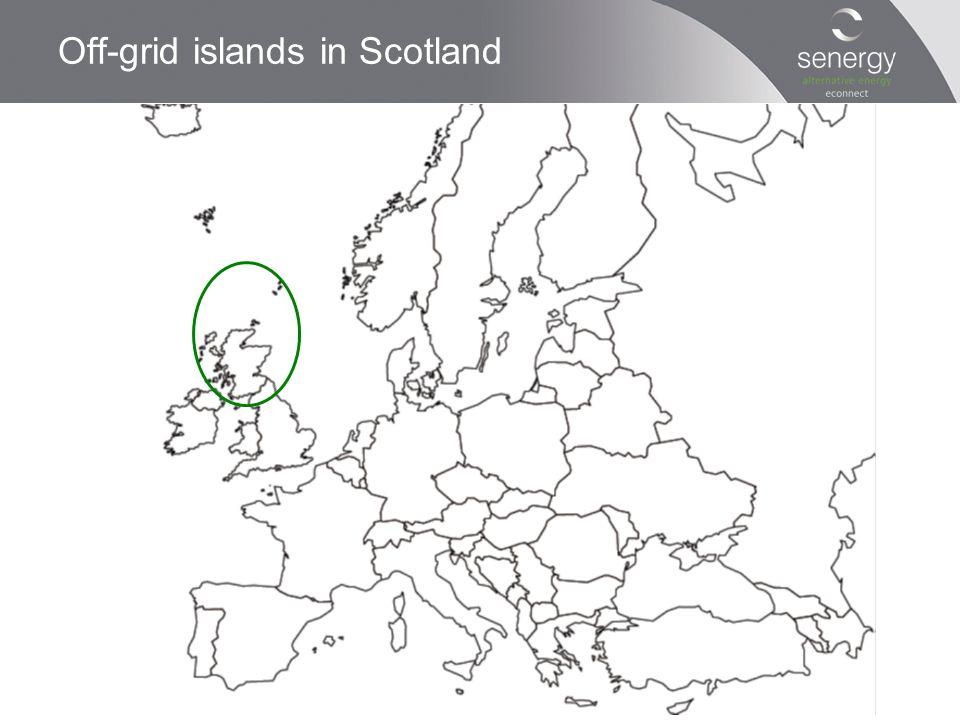 Smart Grids Implemented On Scottish Islands
