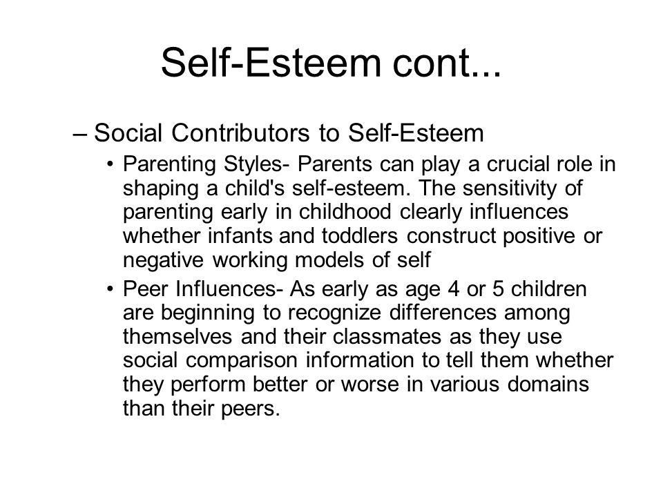 susan harter self esteem