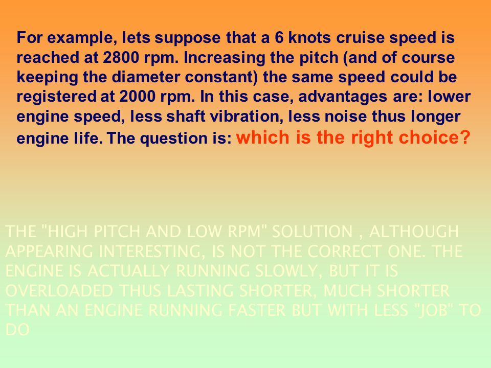 CONTROLLABLE PITCH PROPELLERS BY K V V UNNI - ppt video