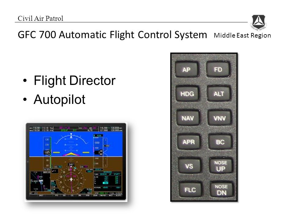raising the bar in mer for g1000 operations ppt video online download rh slideplayer com GFC 700 Auto Pilot TBM G1000 Auto Pilot