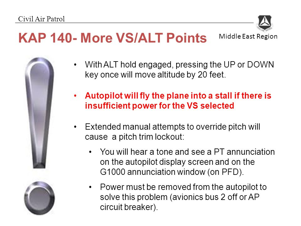 Raising the Bar in MER for G1000 Operations - ppt video