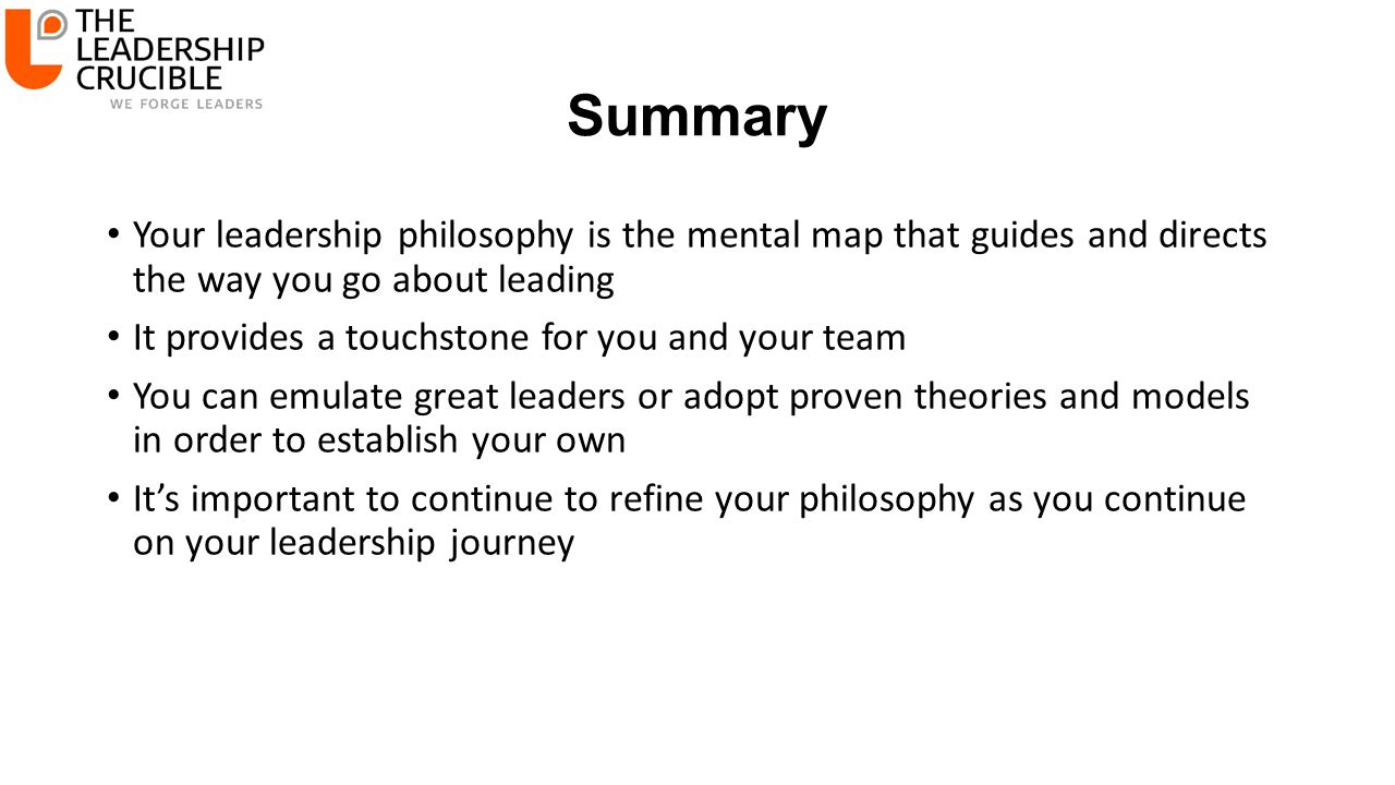 what is leadership definition pdf
