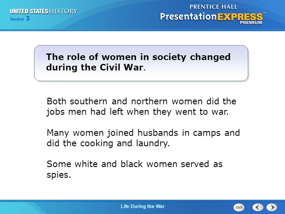 role of war in society essay They play their roles with great responsibilities in upbringing of a healthy solid society, but she is in our so called modern world, still living in chains the basic unit of society is a woman as woman makes a family, family makes a home and homes make a society.