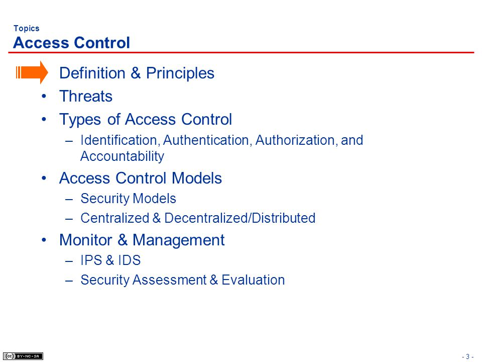 CISSP® Common Body of Knowledge Review: Access Control