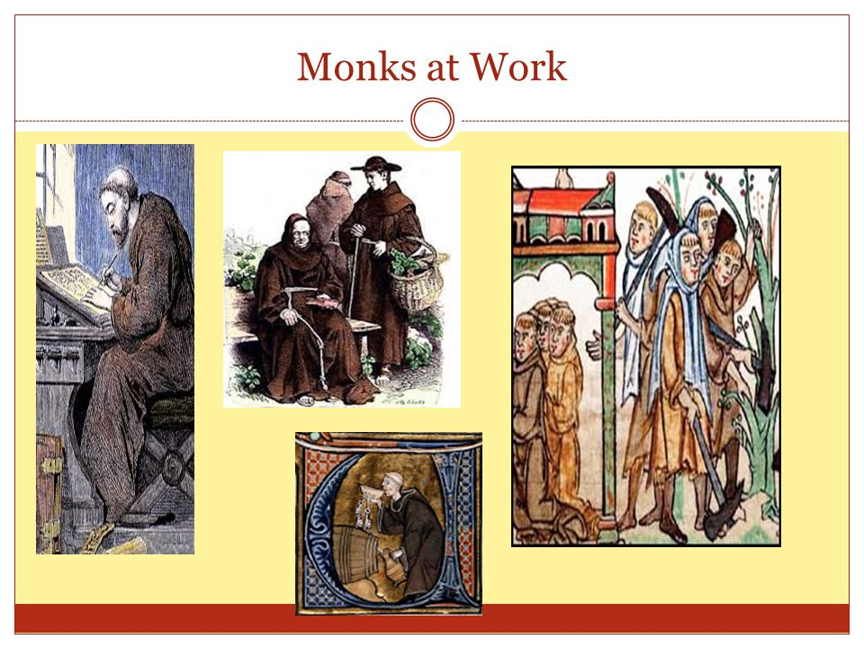 christian monasticism in the middle ages - 960×720