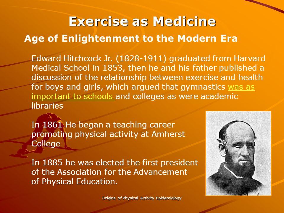 edward hitchcock physical education