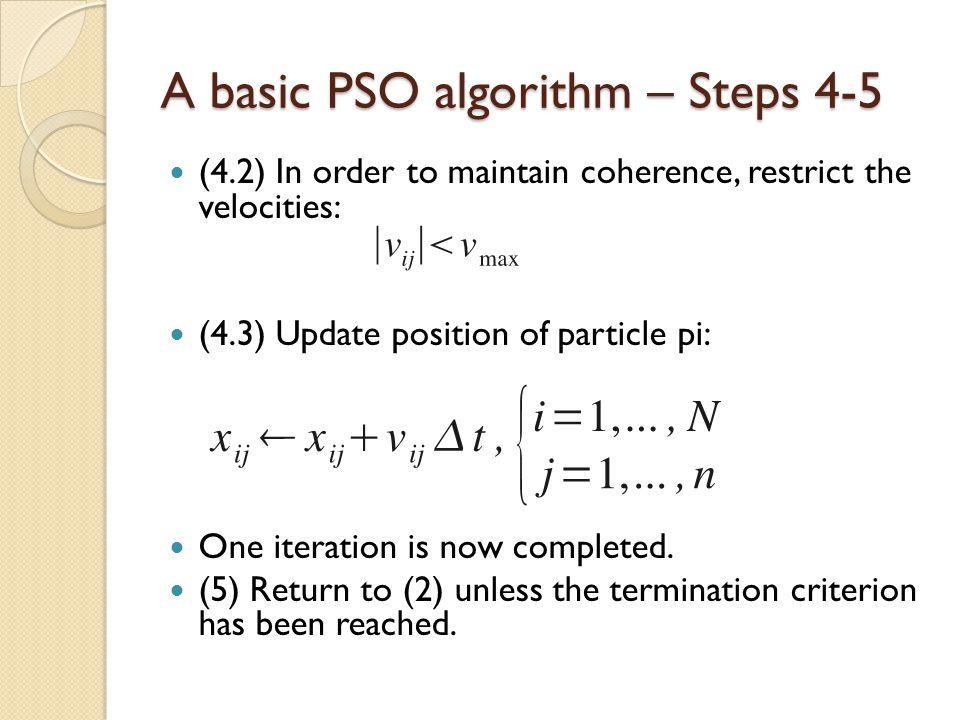 Particle Swarm Optimization - ppt video online download
