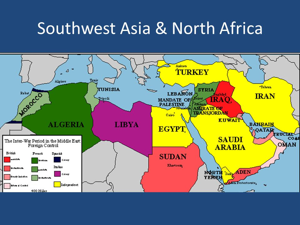 Beaches] Blank political map of north africa and southwest asia