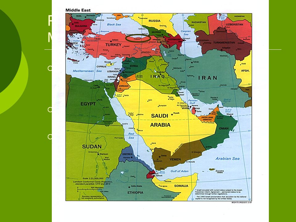 Physical Geography of the Southwest Asia   ppt video online download