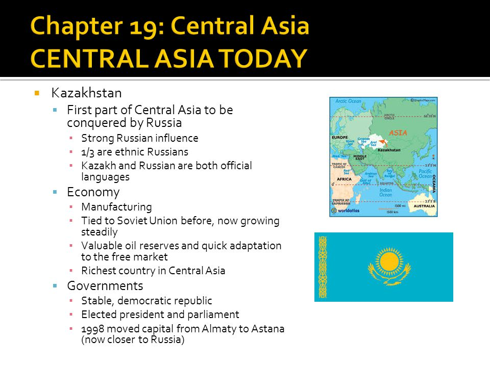 Southwest and Central Asia - ppt download