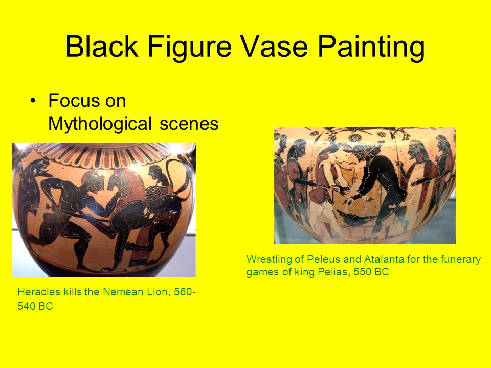Black And Red Figure Vase Painting Ppt Video Online Download