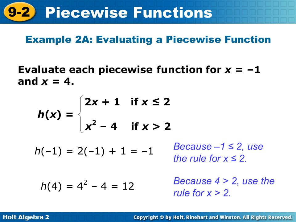 Piecewise Functions 92 Warm Up Lesson Presentation Quiz. Exle 2a Evaluating A Piecewise Function. Worksheet. Piecewise Functions Word Problems Worksheet With Answers At Mspartners.co