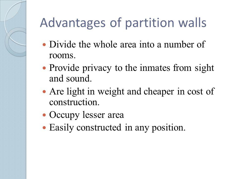 Partition Walls Building Materials Construction Ppt Video Online Download
