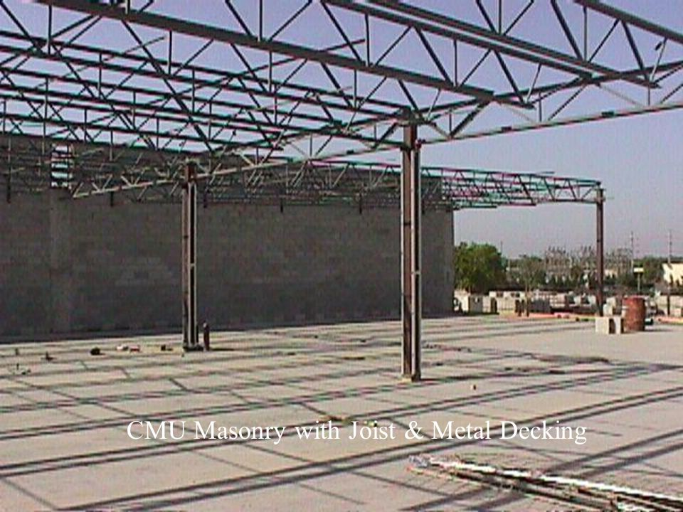 11  masonry loadbearing wall construction