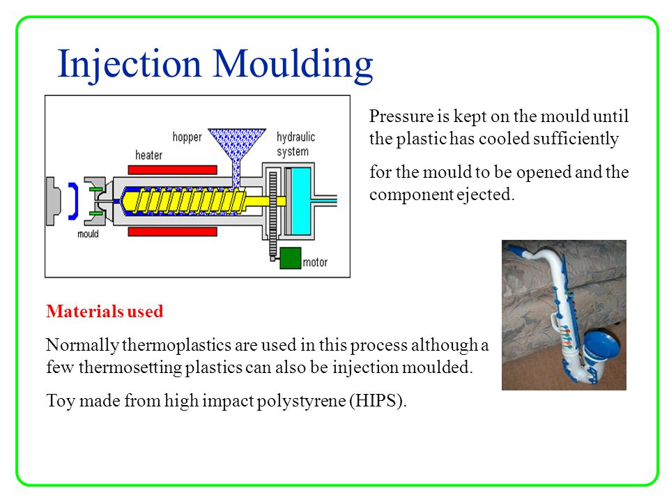 Plastic Processing Extrusion Injection Moulding Blow Moulding Ppt