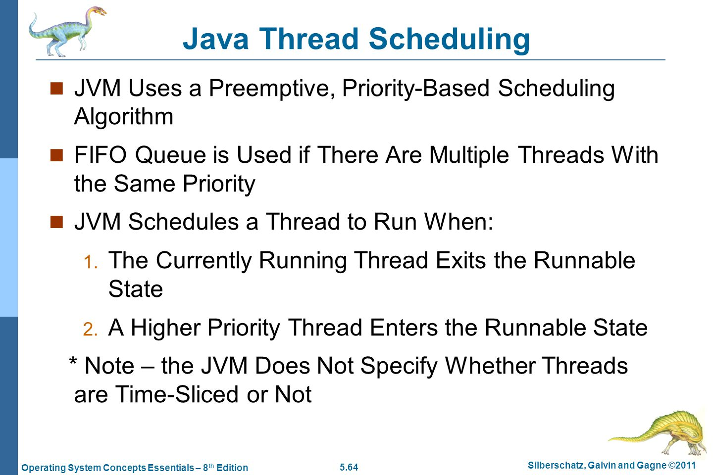 Chapter 5: CPU Scheduling - ppt video online download