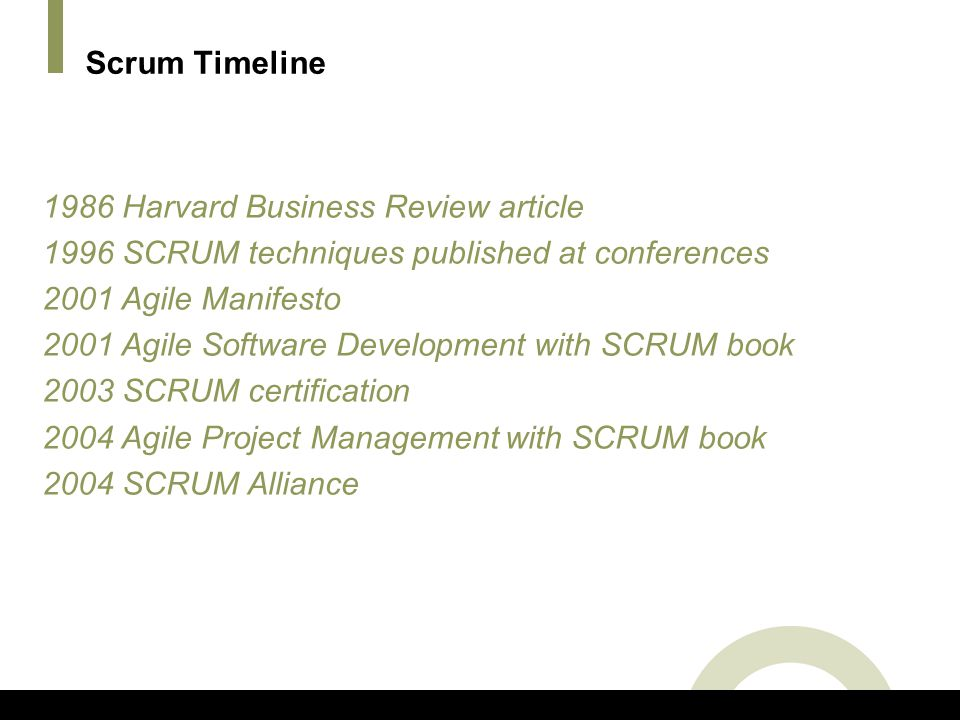 An Introduction To Agile And Scrum Ppt Download