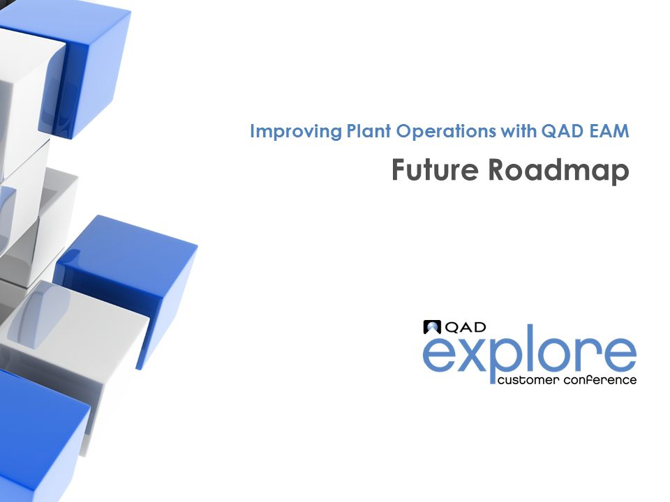 Improving Plant Operations with QAD EAM
