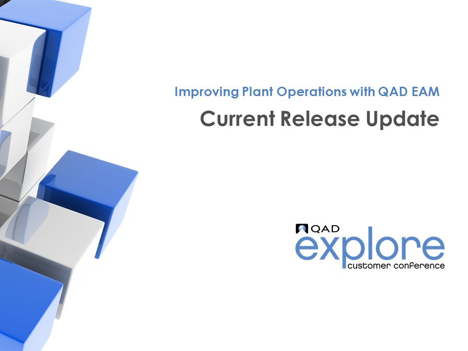 Current Release Update
